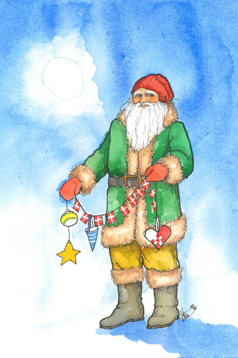CH31 Nordic Santa