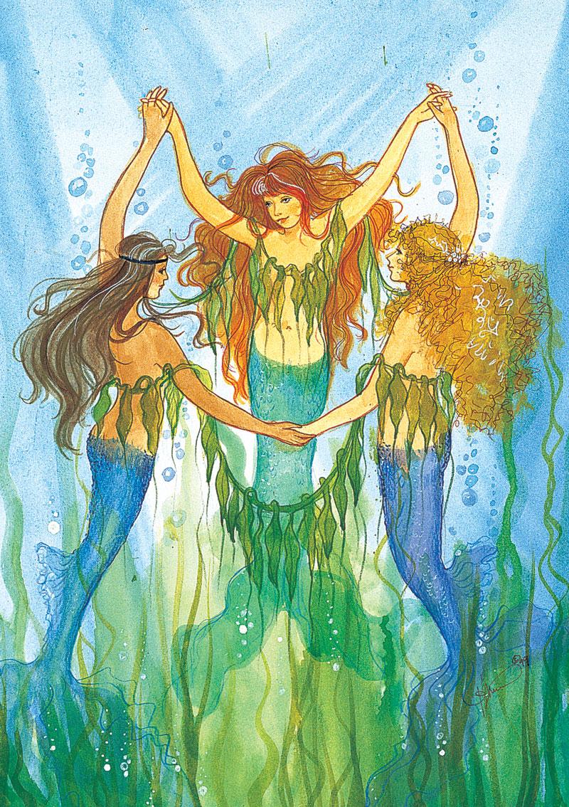 ME36 Ocean Dance