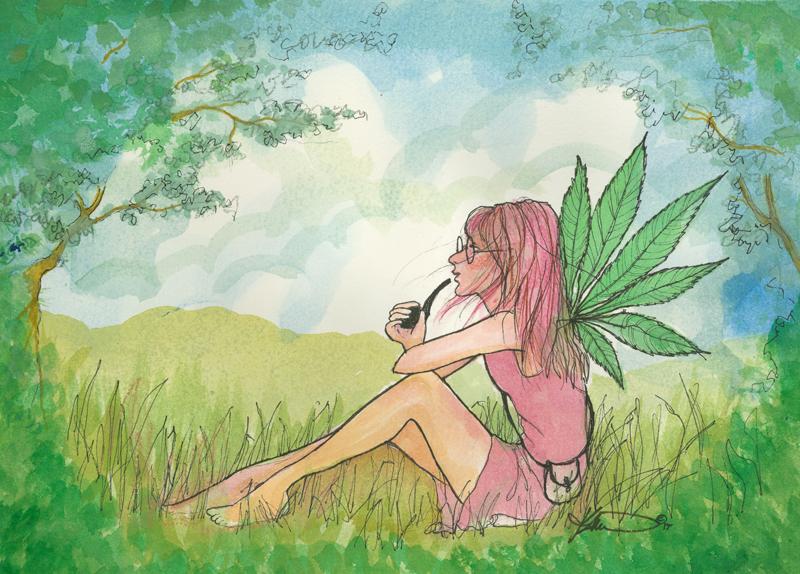 FR21 Grass Fairy