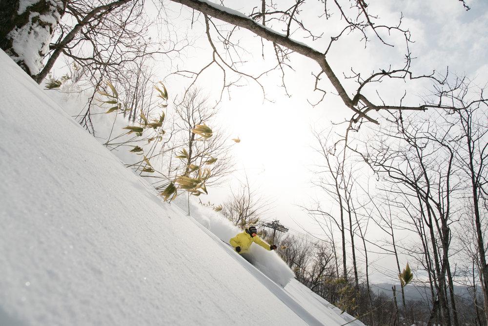 Yubari ski