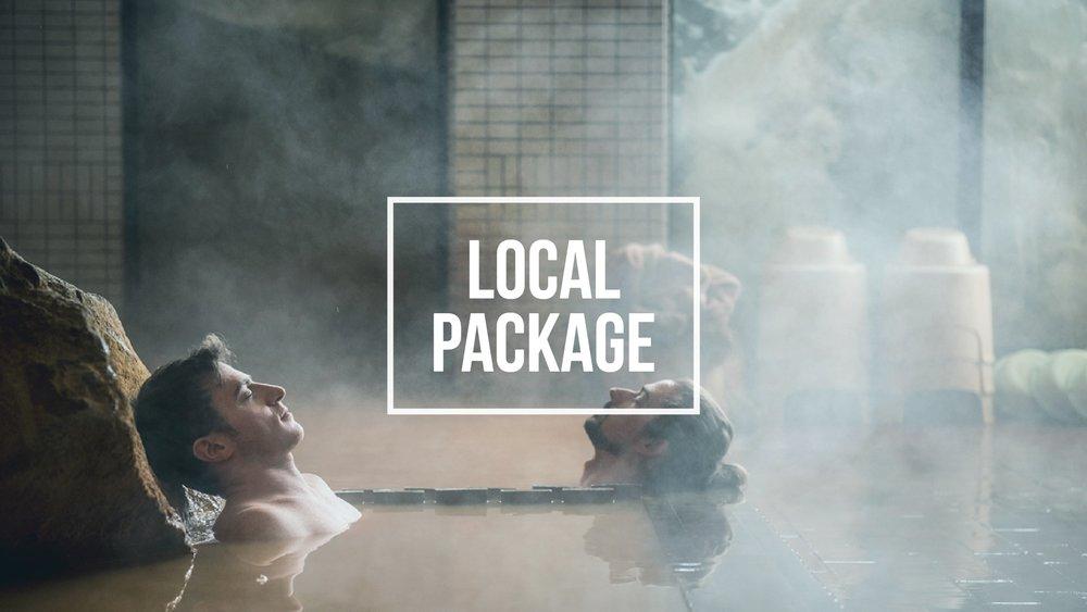 Locals package snowlocals