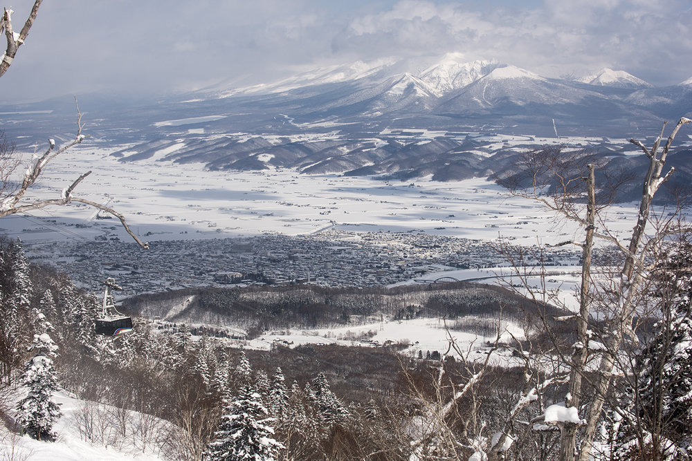 Furano from above snowlocals
