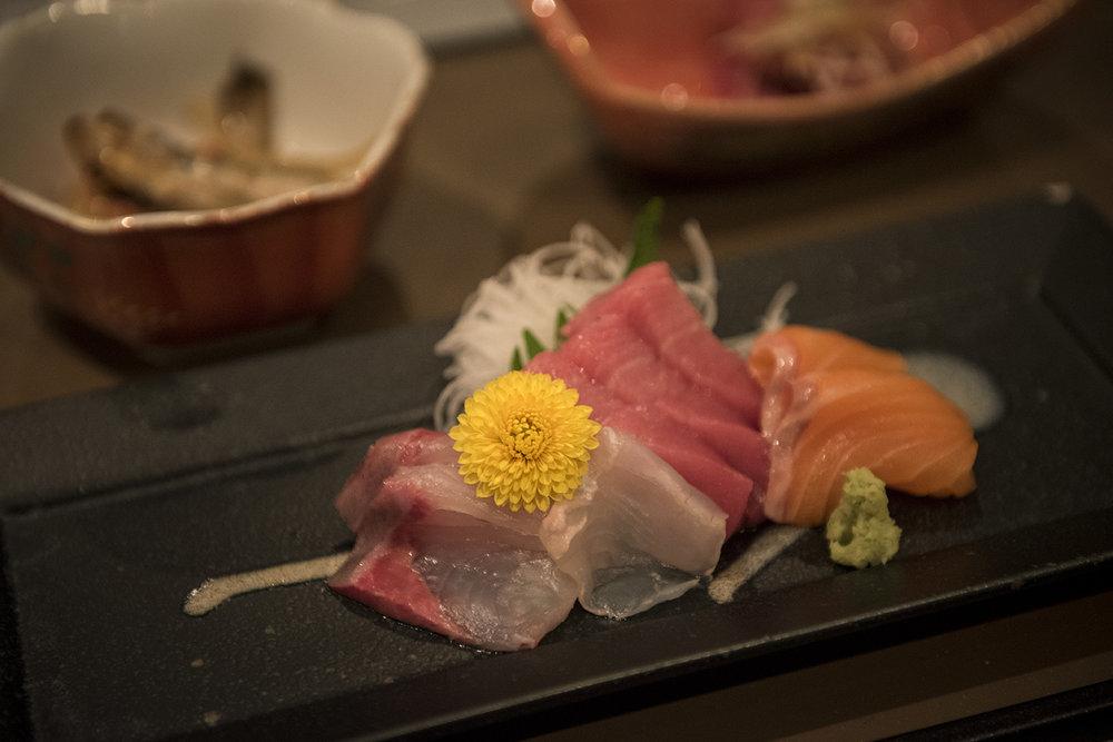 Fresh Hokkaido sushi