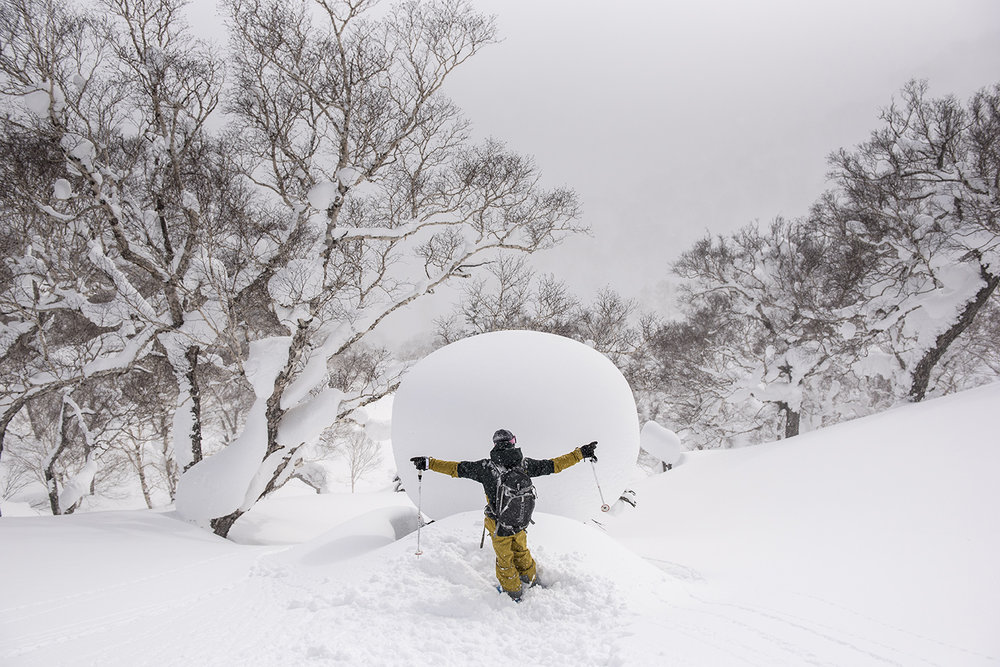 The Most Snow - Hokkaido boasts the most consistent snow in Japan as well as the internationally recognized destination of Niseko. However, our goal has always been to shed light on the smaller resorts and the undiscovered places. The spots that a local might share with you, and often have more to offer than the already famous names.