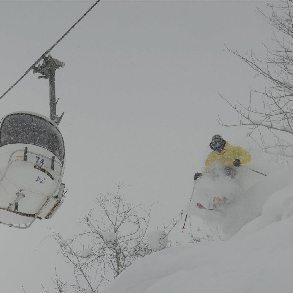 Yubari Mt. Racey -