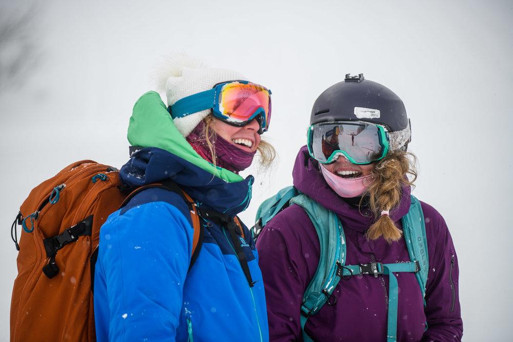 Snowlocals ski and yoga retreat in Hakuba