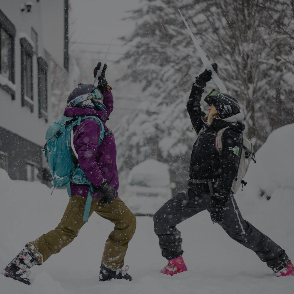 powder and yoga retreat - Skiing, Snowboarding, Yoga, Powder… Women Only