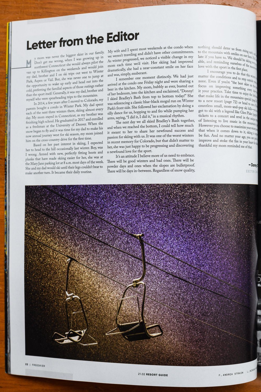 Freeskier Magazine