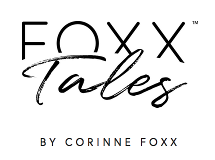 Foxxtales by Corinne Foxx featuring Original Human Co. Face Serums