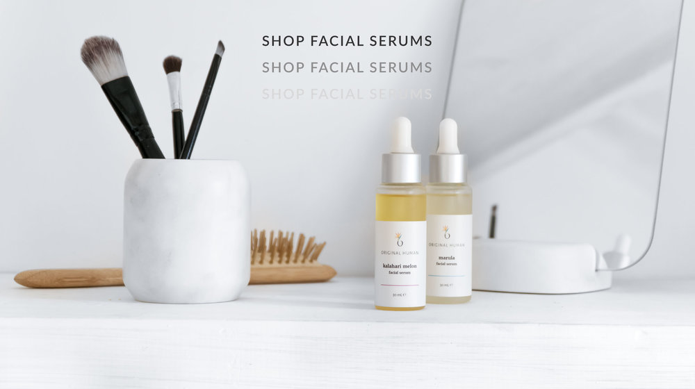 Original Human Facial Serums Original Skincare
