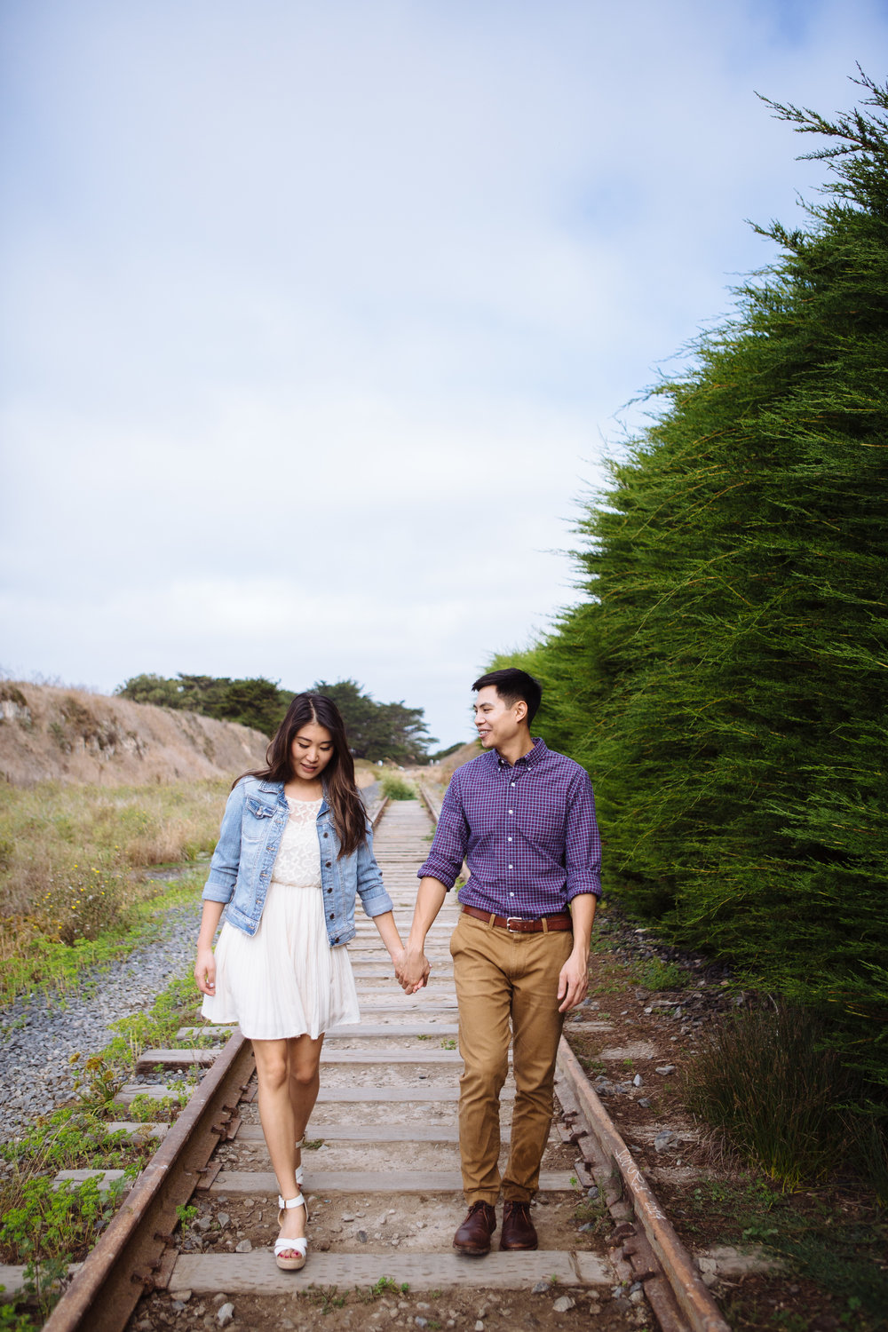 Santa Cruz Engagement Photography