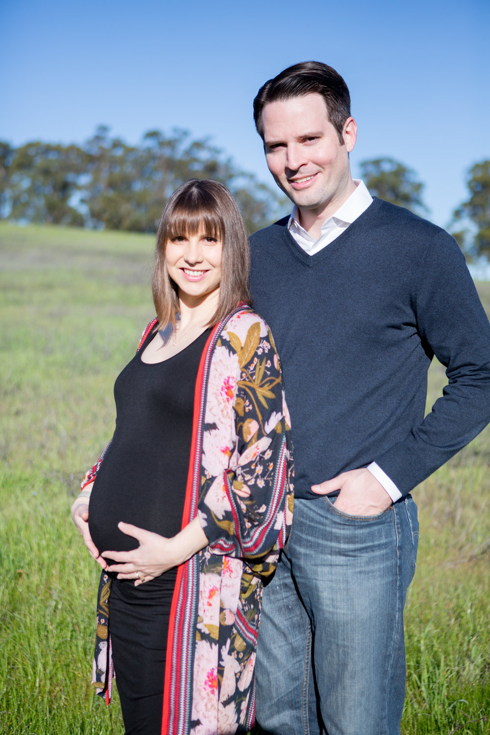 Palo Alto Maternity Photography
