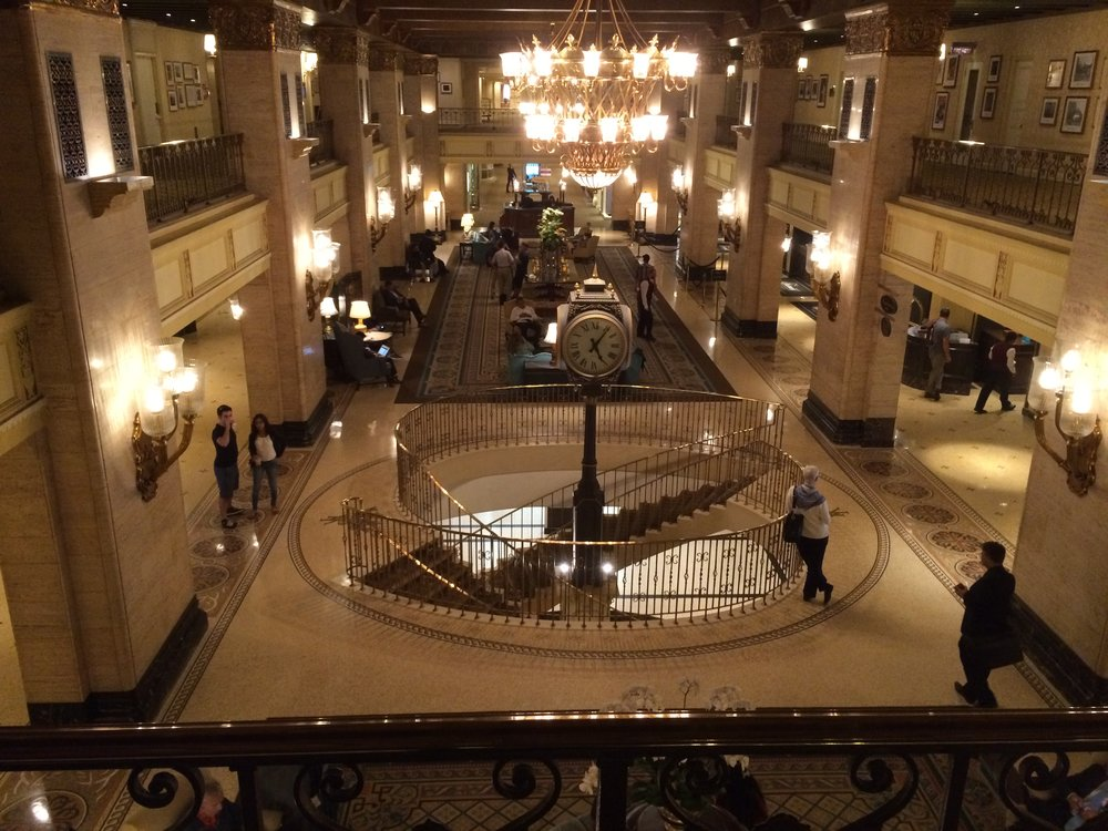 The Royal York Hotel, Toronto, Ontario Canada