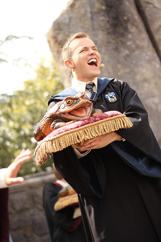 Hogwarts Frog Choir