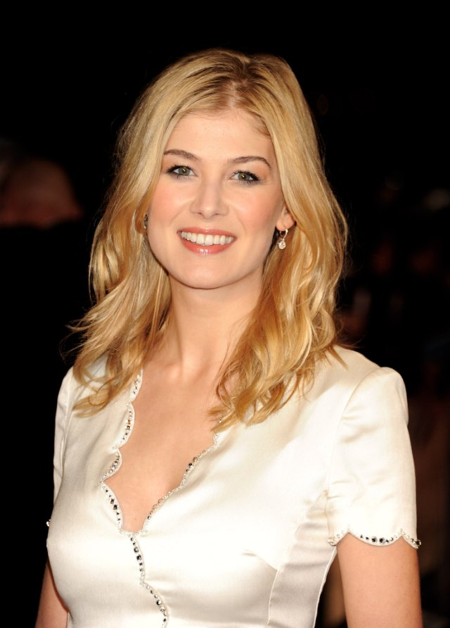 Rosamund Pike as Catherine Marshall