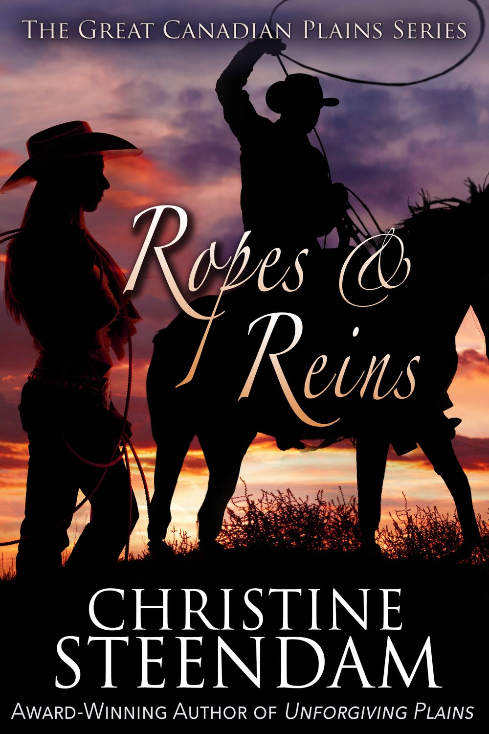 ropes & reins Christine Steendam