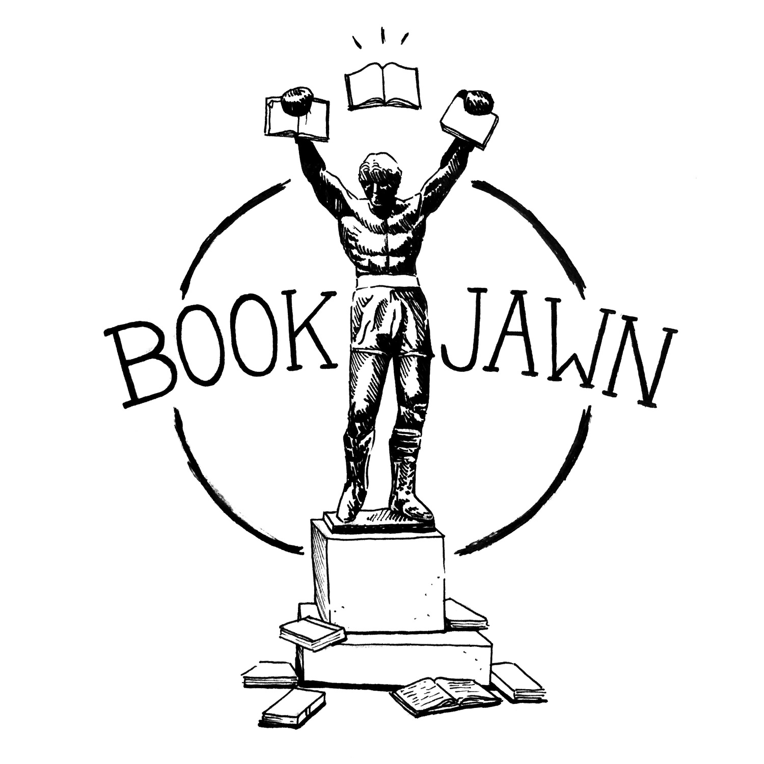 Book Jawn Podcast