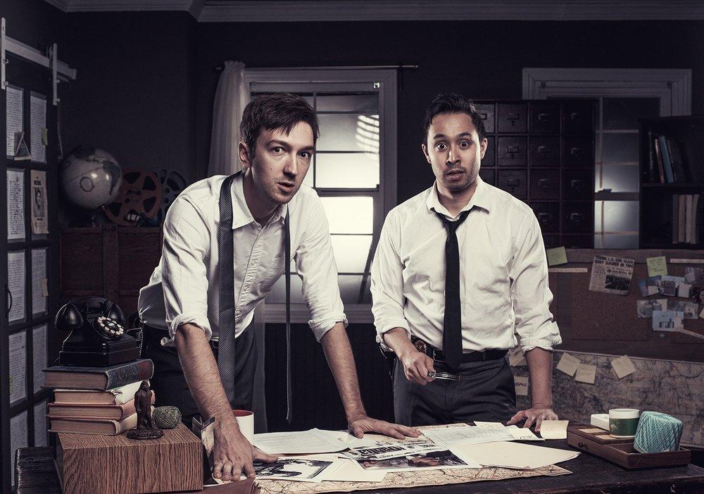 Ryan Bergara & Shane Madej