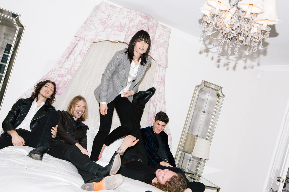 The Preatures for  Teen Vogue
