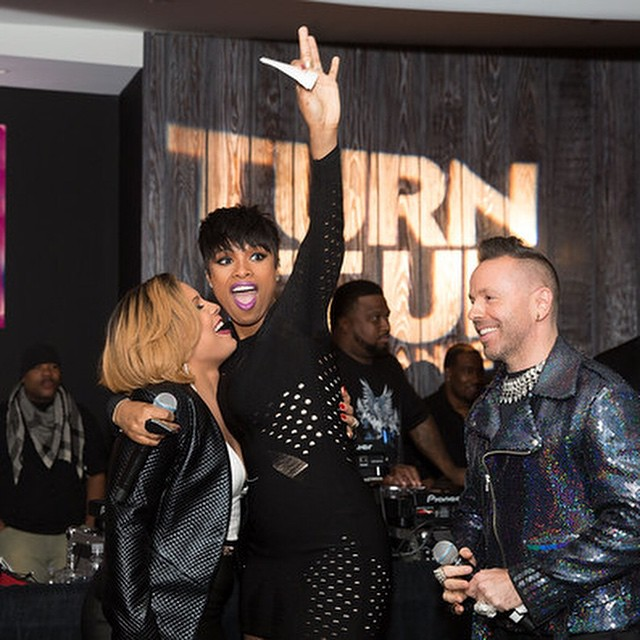 "11. Opening for Jennifer Hudson at The ""Turn It Up for Change"" event at the W Hotel Chicago in coordination with The Human Rights Campaign."