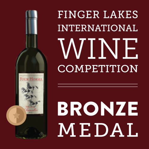 Finger Lakes International Wine Competition 2016   |                           Bronze Medal