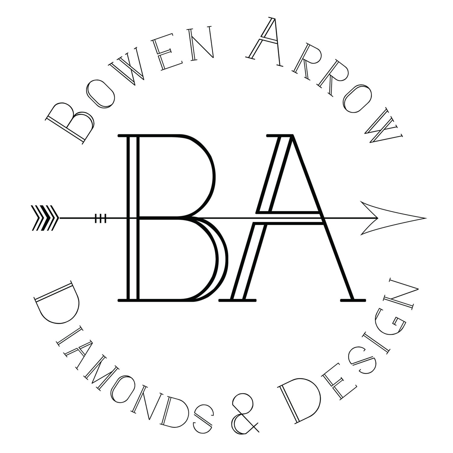 BOWEN ARROW DIAMONDS & DESIGN