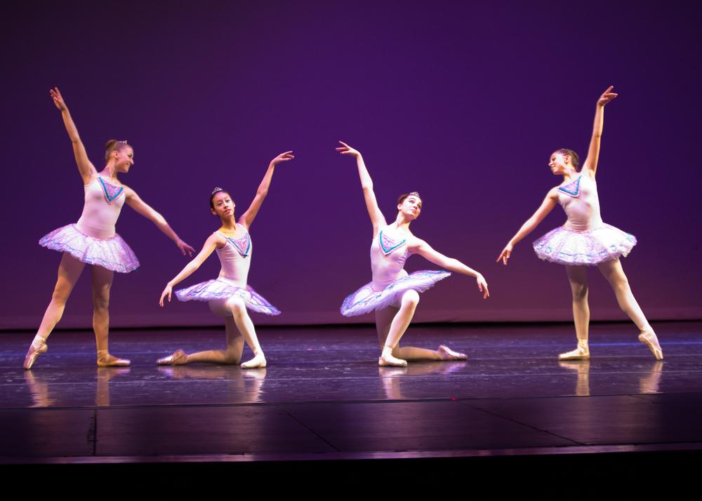 """Grand Pas"" - Choreography: Nikoloz Makhateli"