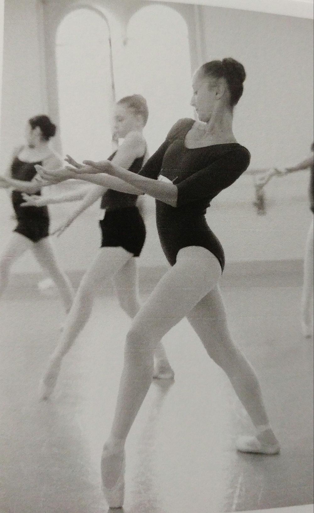 Corinne - Contemporary Class - Monaco