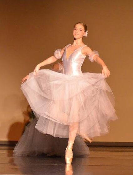 Alexa Bourne in MBA's 2012 Winter Season Series