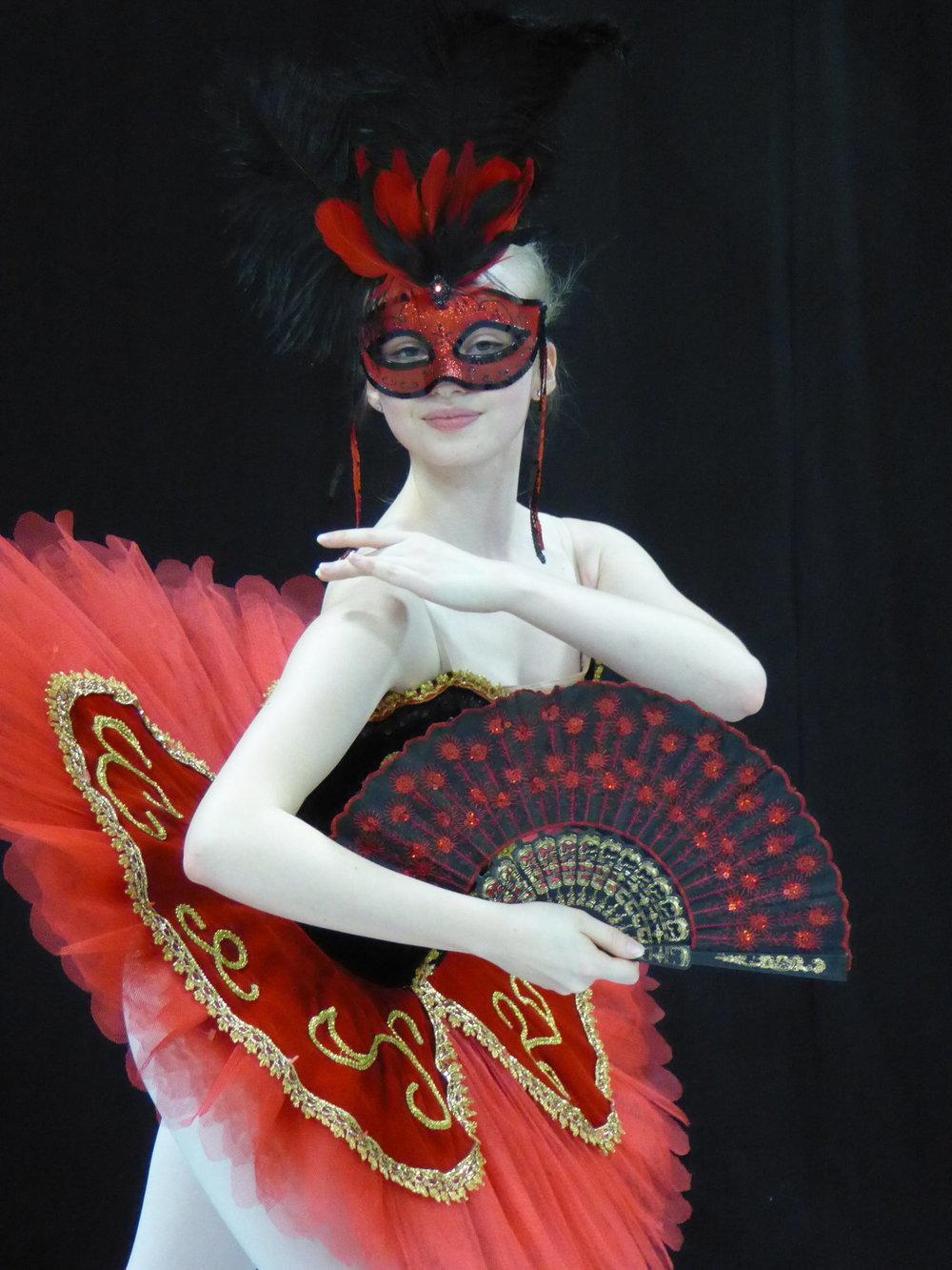 Julianna Ball - Columbia City Ballet
