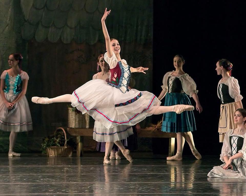 Isabelle Browne - Colorado Ballet Studio Company