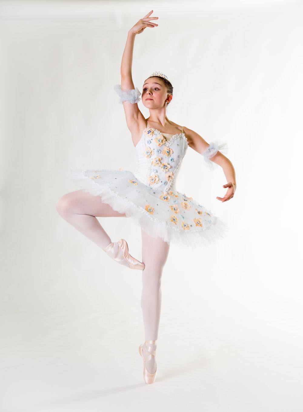 Madison Massara - Grand Rapids Ballet
