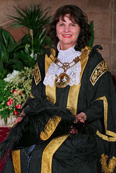 Councillor Cynthia Thompson