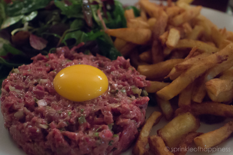 Chez Max - Steak tartare