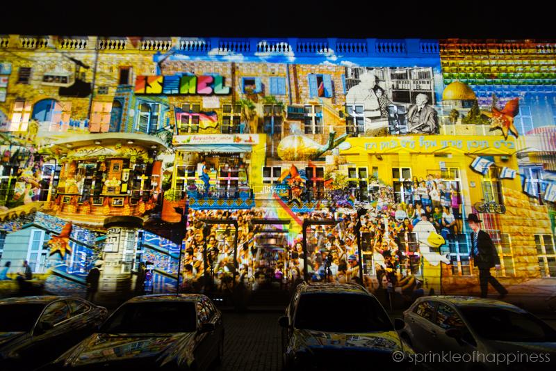 Festival of Lights: Palais am Festungsgraben