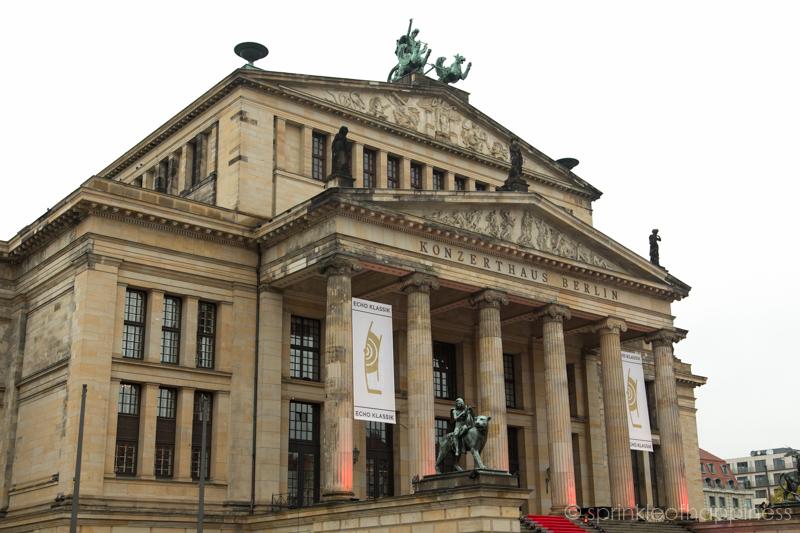 Gendarmenmarkt - Konzerhaus