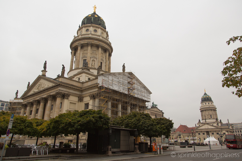 Gendarmenmarkt - German Church