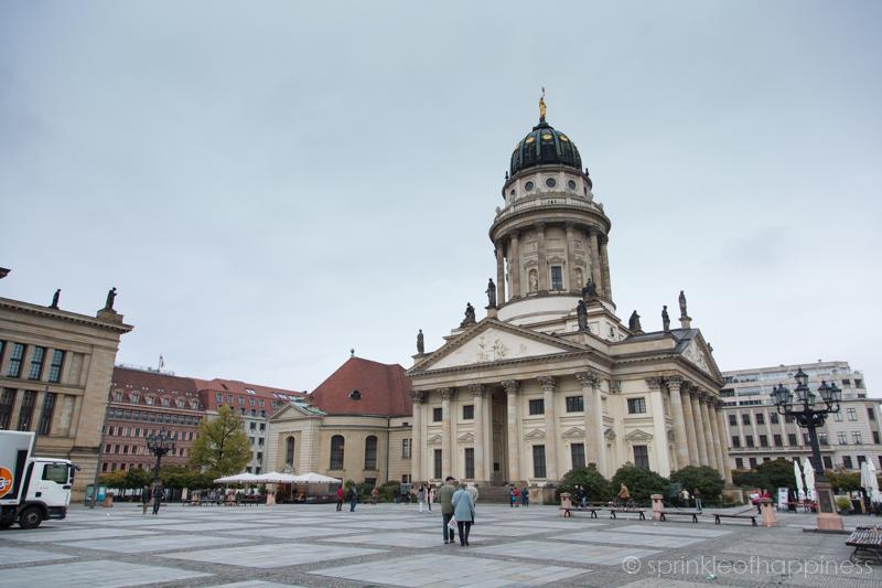 Gendarmenmarkt - French Church
