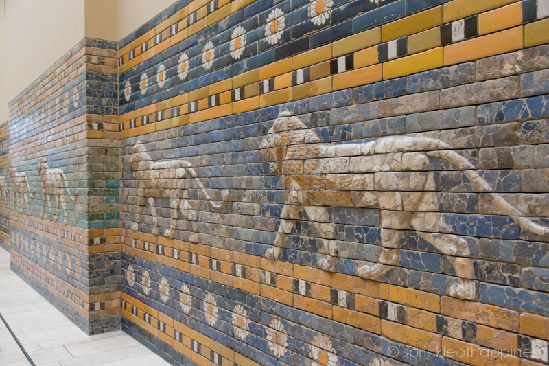 Pergamon Museum Hallway