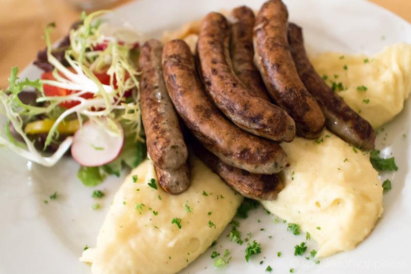 Jendermann's - Sausage and Potato Dumplings