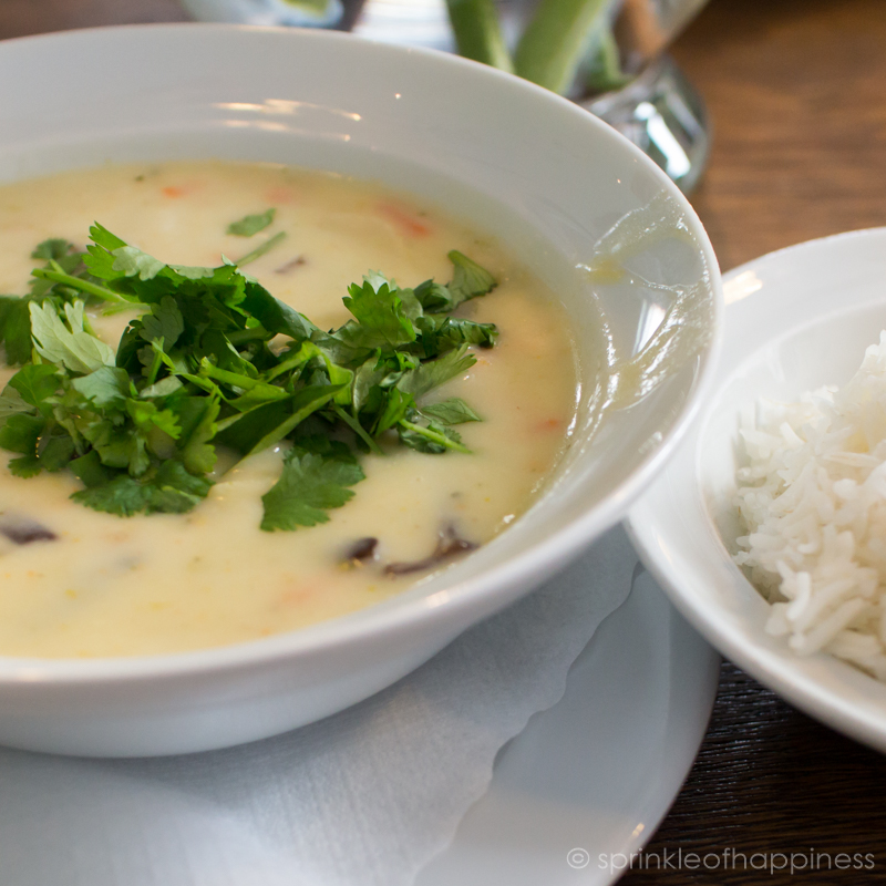 Cadadia - Thai Coconut Soup