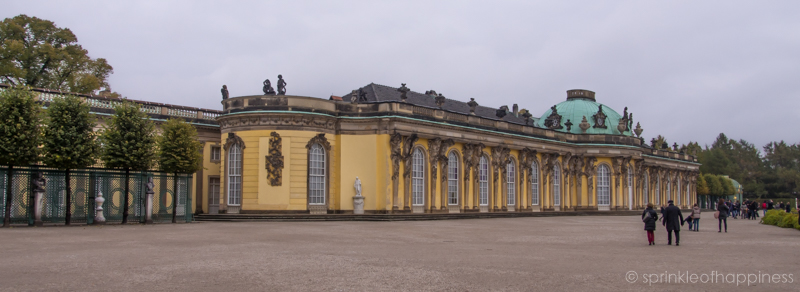 Potsdam - Sanssouci Palace and Park