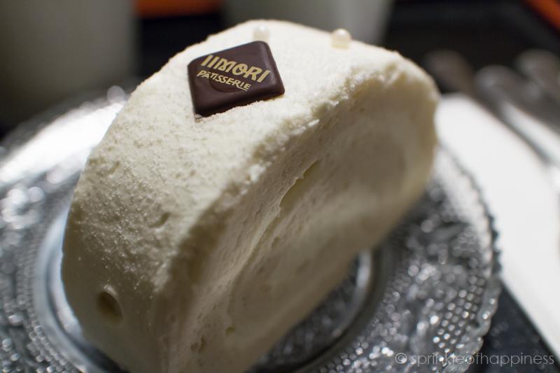 Milk Roll cake