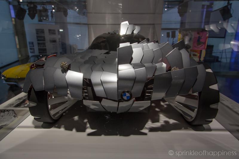 BMW Museum - Model car