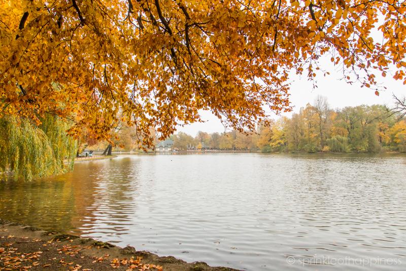 Englischer Garten (English Gardens)