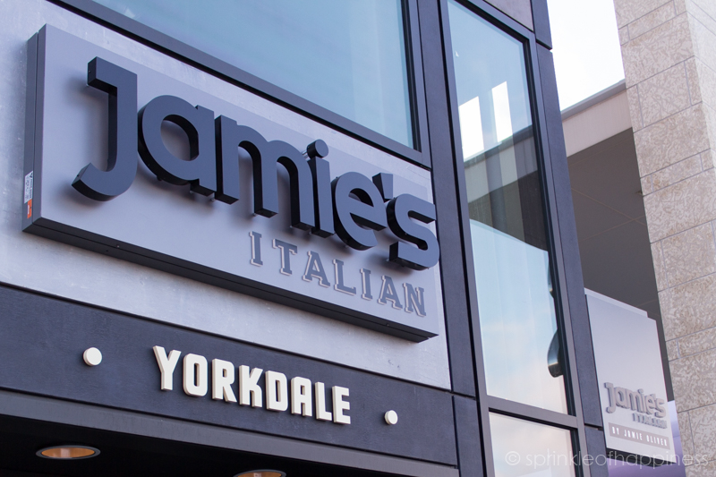 Jamie's Italian Yorkdale