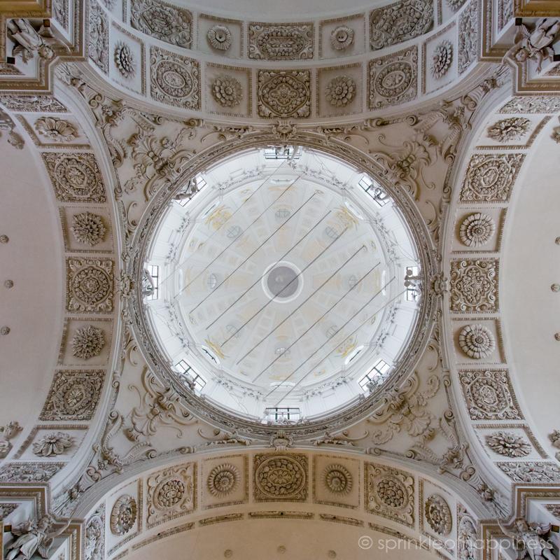 Dome of Theatinerkirche (Theatine Church Munich)