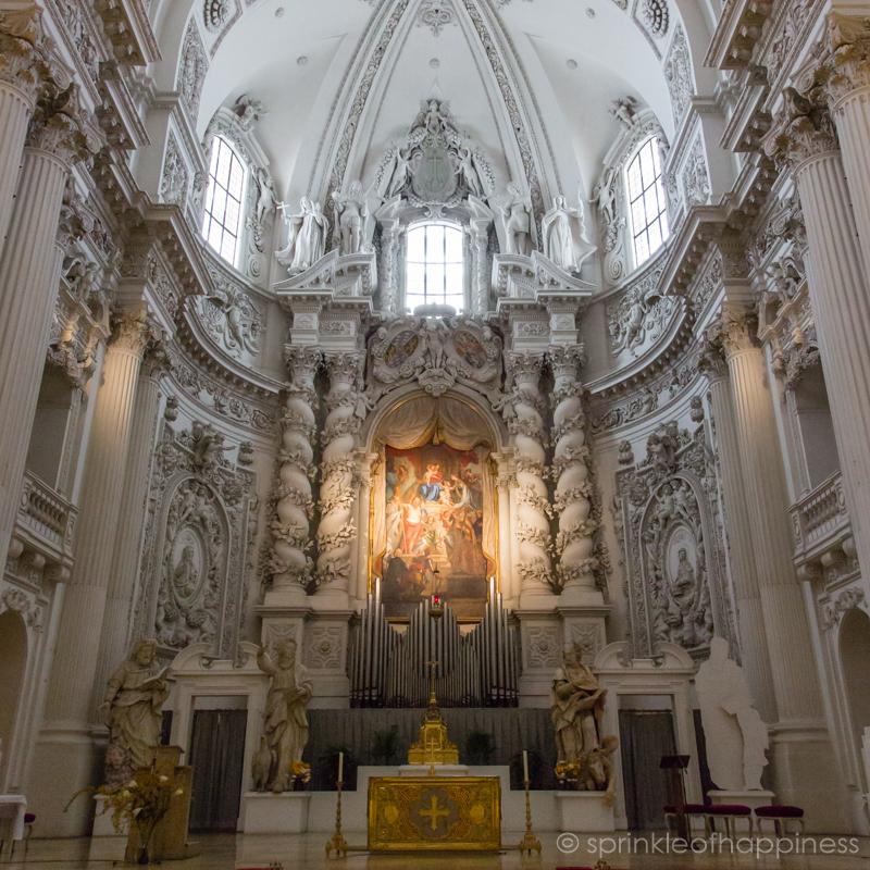 Theatinerkirche (Theatine Church Munich)