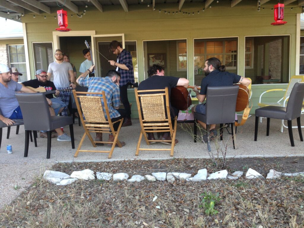 Resident Writing Retreat