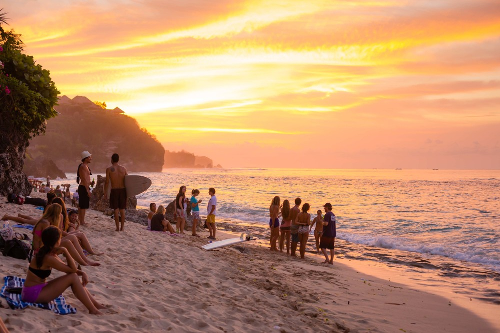 Bingin Beach. Bali. Images by  Ryan Robson
